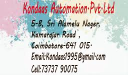Kondaas Automation Pvt.Ltd