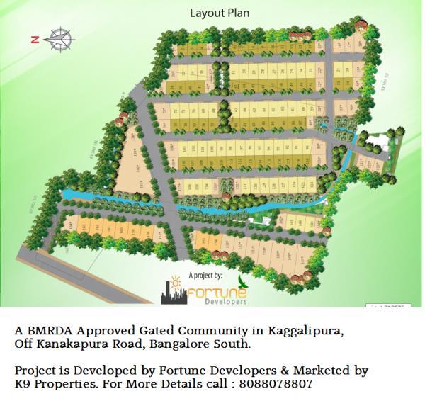 K9 Properties- Kanakapura Road
