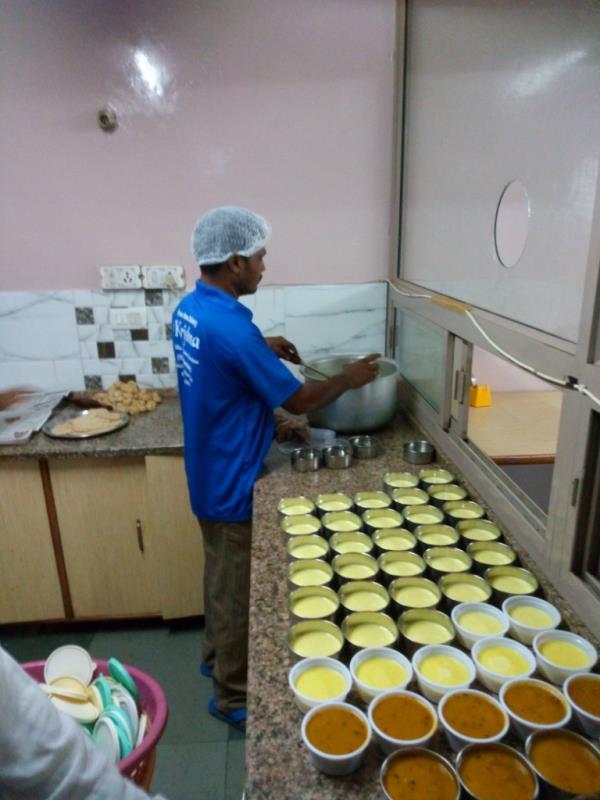 Krishna Tiffin & Catering Service
