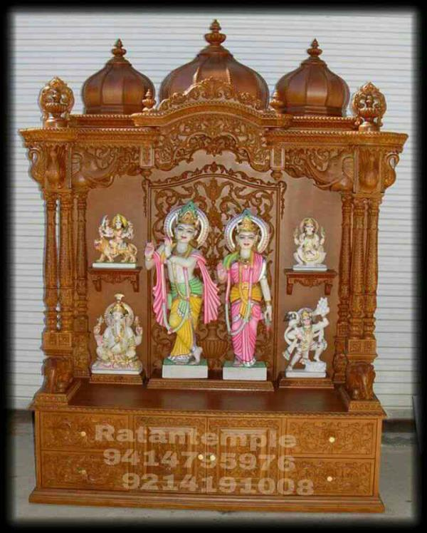 Carving Temple Manufacturer - Ratan Carving Art