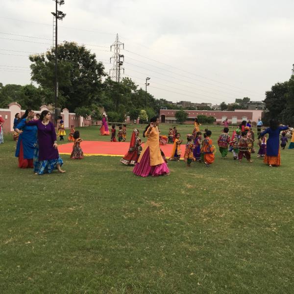 Crescent Pre Primary School - Pre School : Play House : Thaltej