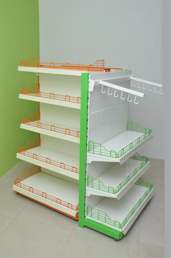 SSPACE RACK ~ Supermarket Racks, all types of Racks and Trollys