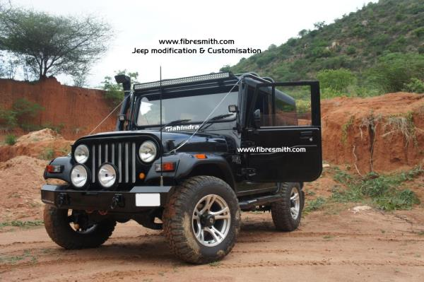 Fibre Smith - Jeep Customisation and modification