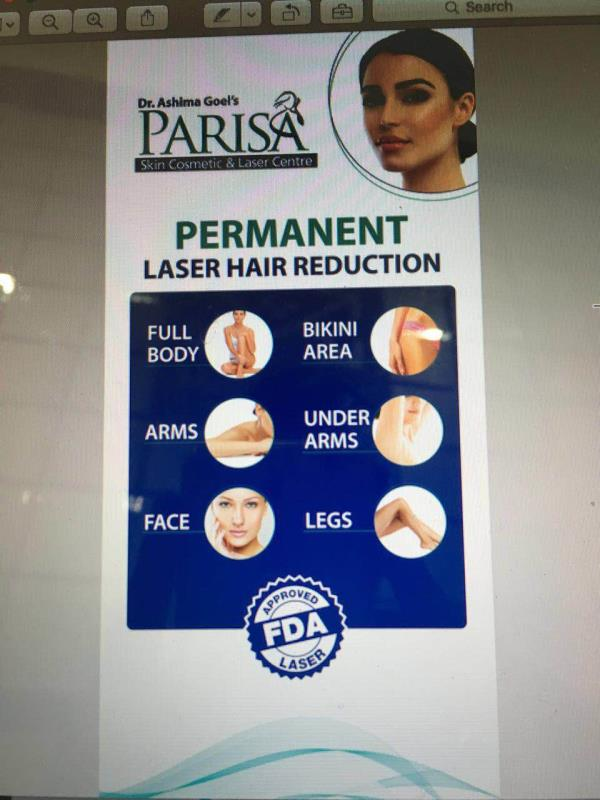 Parisa Skin Cosmetic & Laser Centre