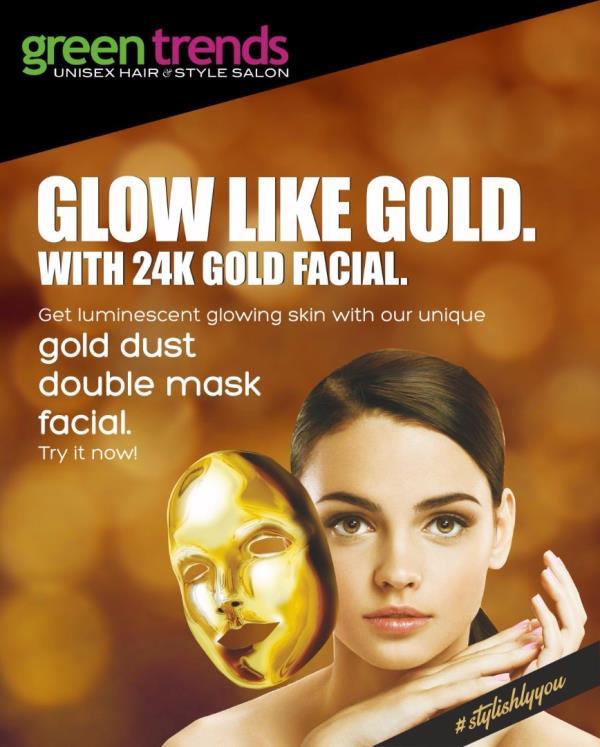 green trends Beauty Parlour & Bridal Makeup ~ VOC Nagar Thanjavur