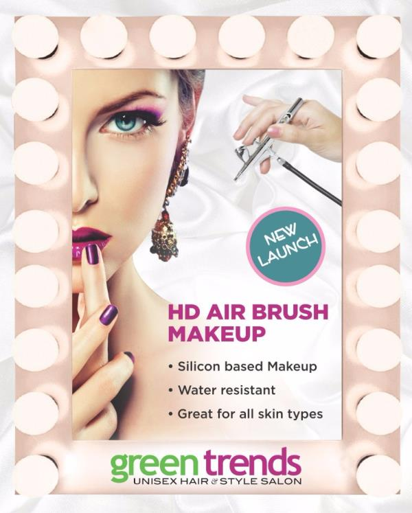 greentrends Beauty Parlour ~ VOC Nagar Thanjavur