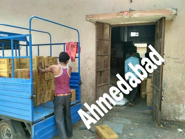 Mumbai Ahmedabad Roadlines