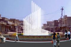Aqua Fountain & Pool