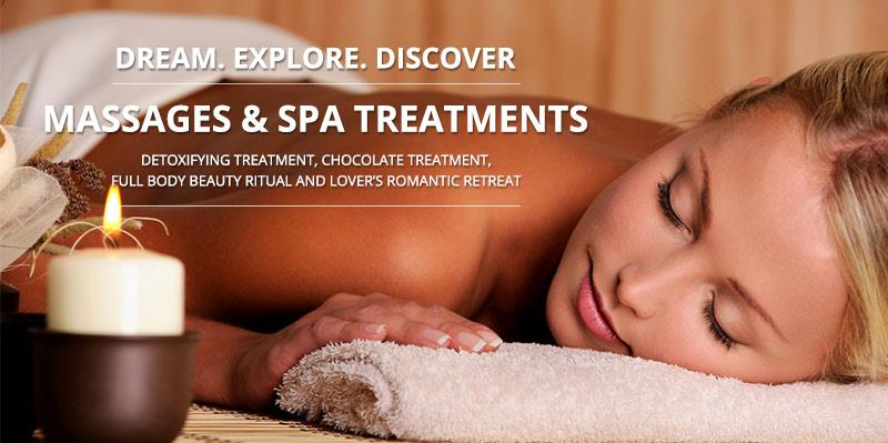 Dcosmo Spa @ +91 8030905701