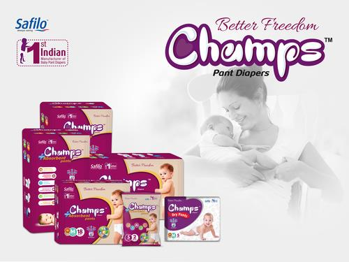about Champs Diapers - Safilo Health Care