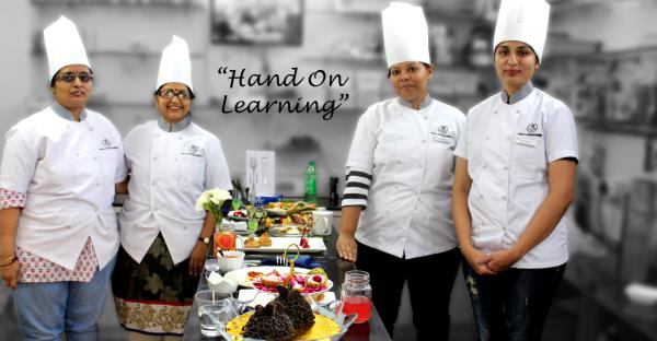 MANJU'S The Art Of Cooking - 'Hands-On Learning'