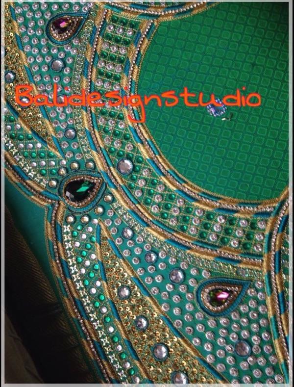 Bali Bridal Blouse Designs