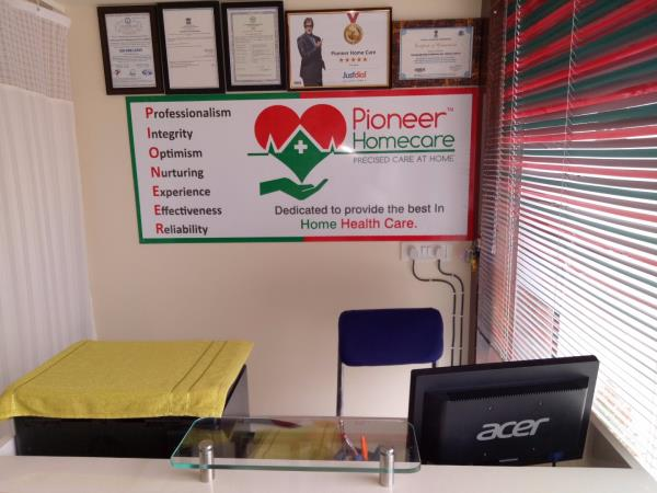 Pioneer HomeCare Updates