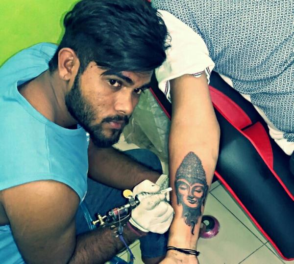 Om Shankar Tattoo Studio