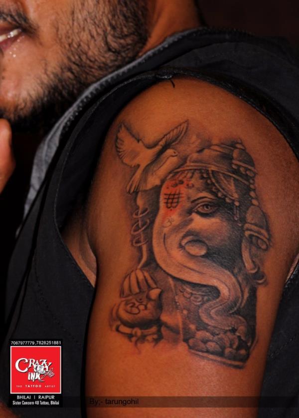 Crazy Ink Tattoo