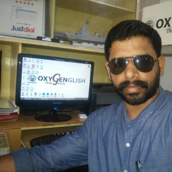 Oxygen English