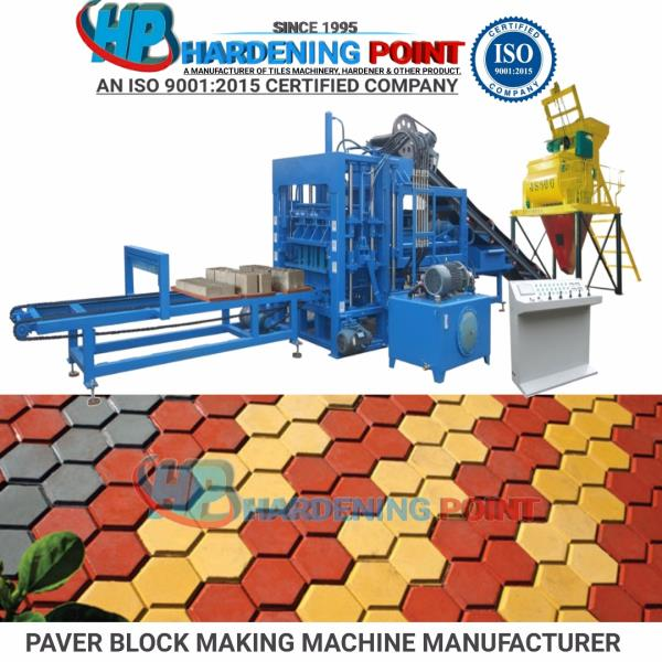 HP TILES MACHINERY
