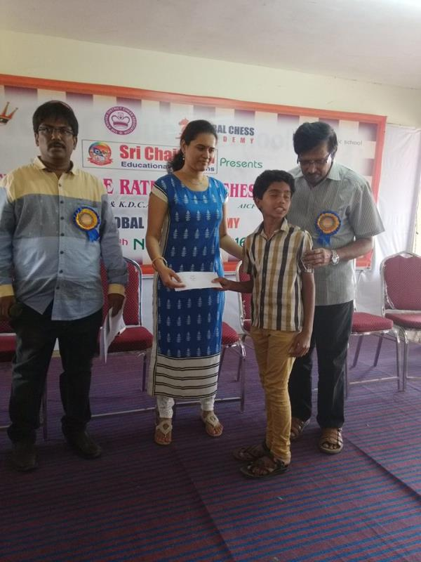 SRI ANAND CHESS WINGS