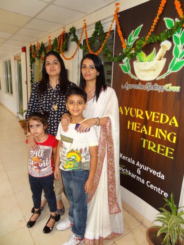 AYURVEDA HEALING TREE