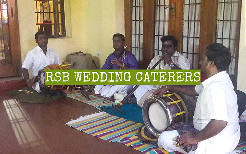 RSB WEDDING CATERERS