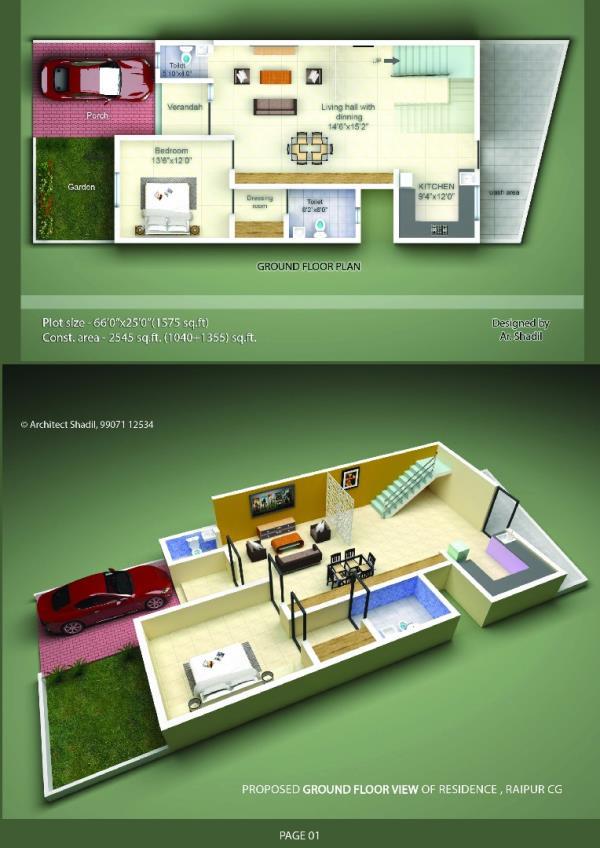 Architect Shadil