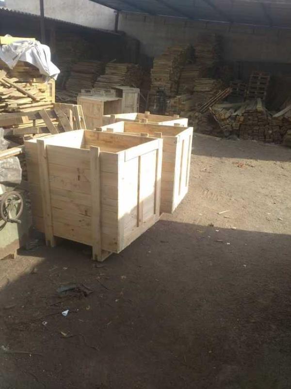 Amar Wooden Box