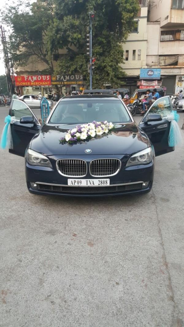 Famous Travels and Wedding Cars Rental - Call (8333098051)