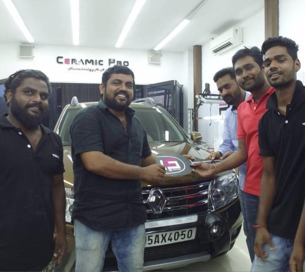 Ceramic Pro Chennai