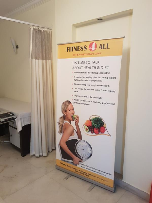 Fitness4all Diet And Physiotherapy Clinic