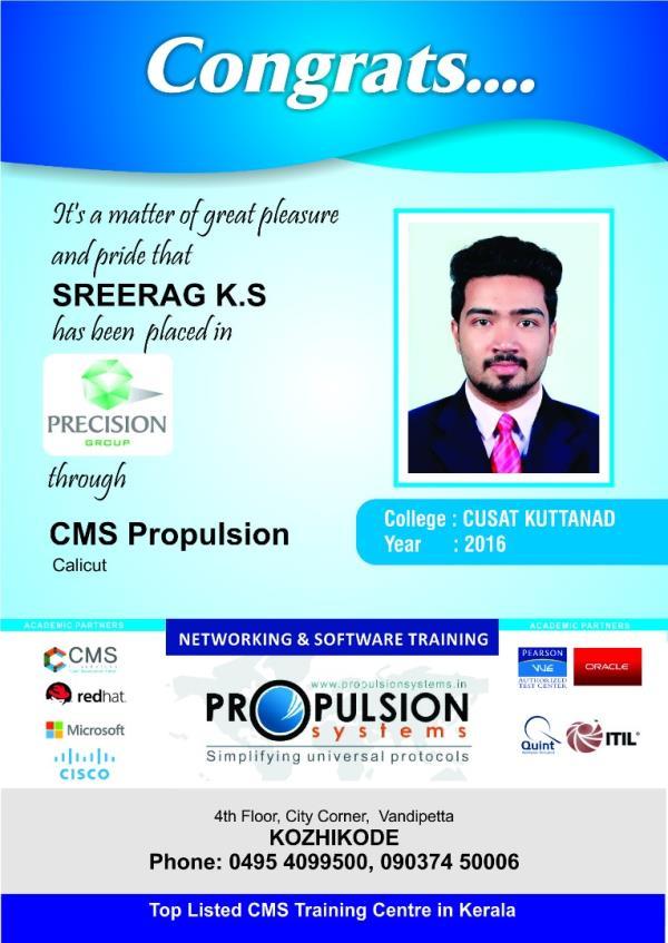 CMS PROPULSION
