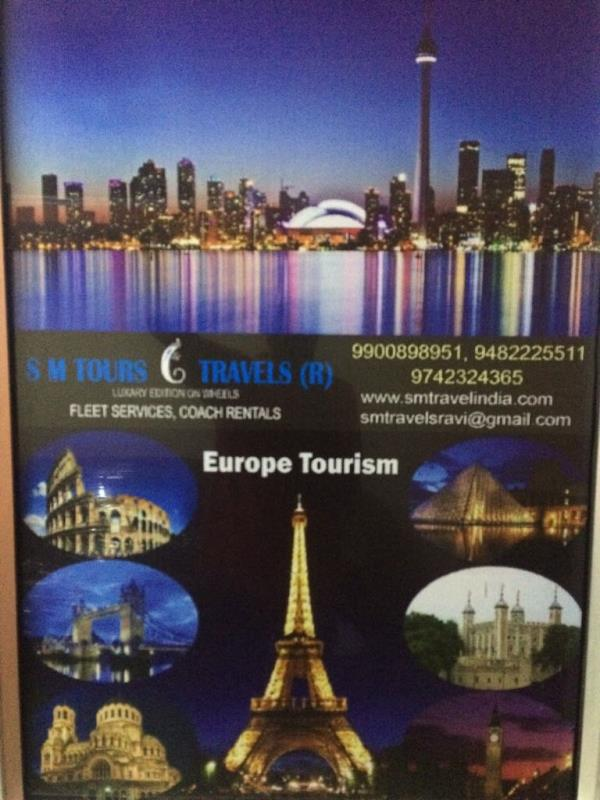SM Tours and Travels