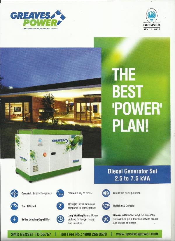 Trans Generators Pvt Ltd