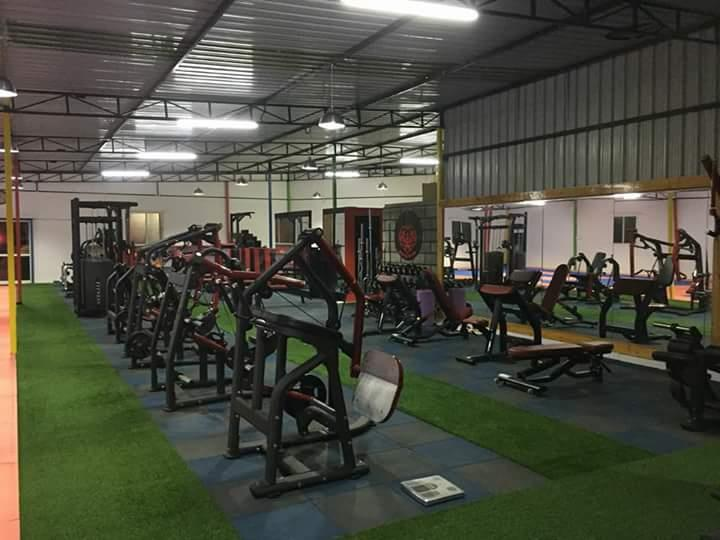 UNES Break Through Fitness Studio - 9591900544,9035004107