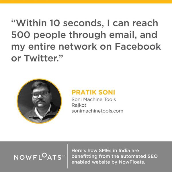 Nowfloats - Seo Agency in Ahmedabad