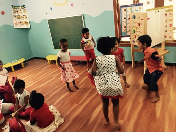 Advaita Academy - Montessori House Of Children