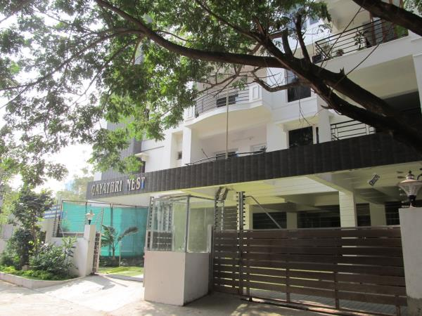 Gayathri Nest Serviced Apartments