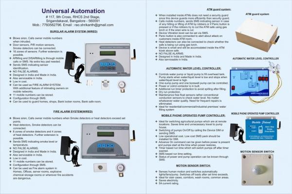 Universal Automation