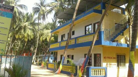 Dinu Beach Resort
