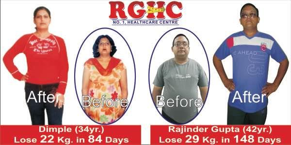 RGHC NO.1 HEALTHCARE CENTRE