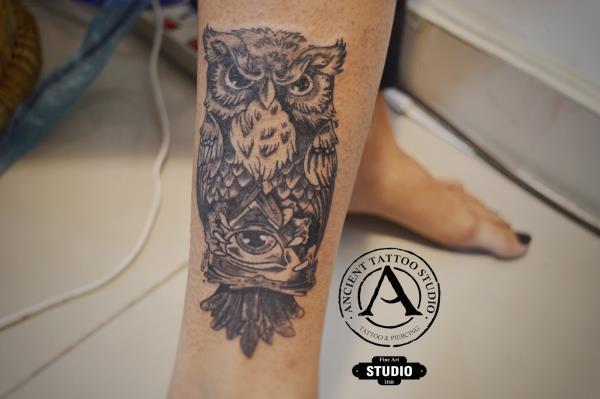 Ancient Tattoo Studi