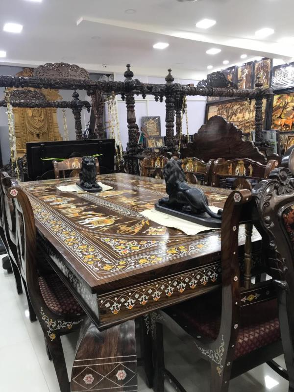 Mysore cauvery Silk arts And crafts Emporium