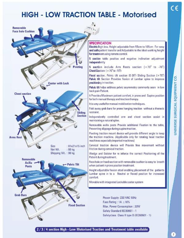 Universe Surgical Equipment Co +91 9840745230