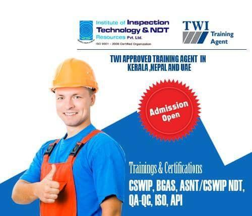 Institute of Inspection Technology & NDT Resources (IITNDT)
