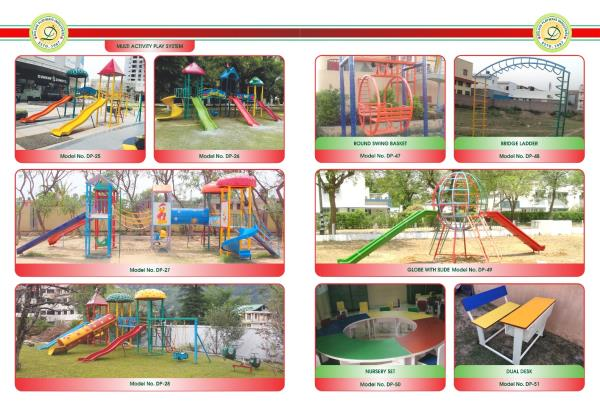 Deluxe Playways Industries