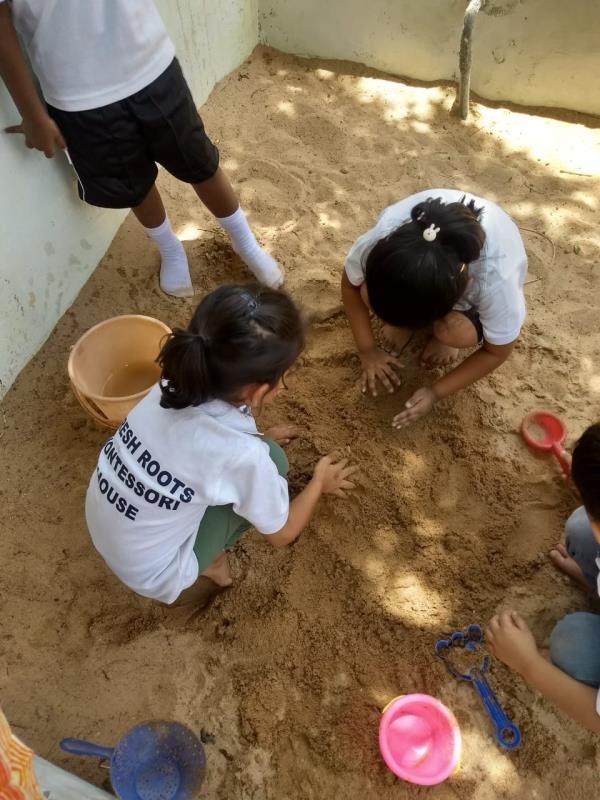 Fresh Roots Montessori | 08071266682