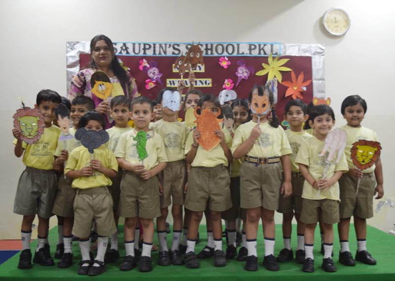 Saupin's School