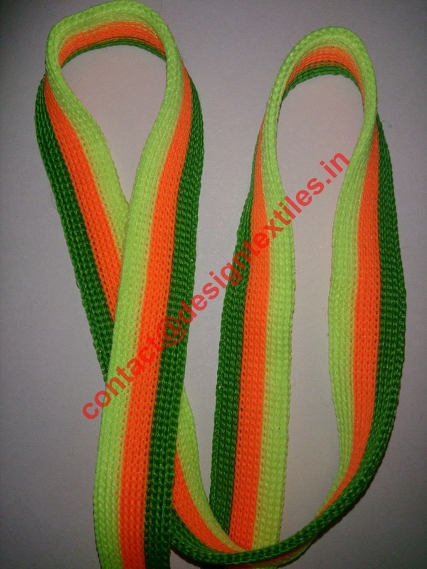 Design Textiles - Manufacturer, Supplier of Knitted Tape, Tapes, Rope, Drawcord