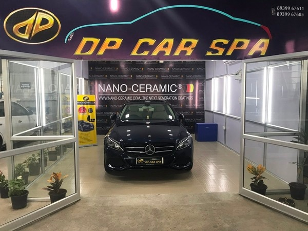 DP Car Spa @ 8939967611