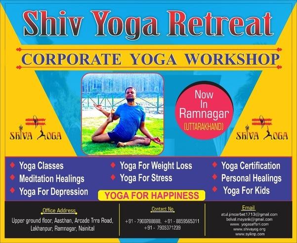 Shiva Yoga
