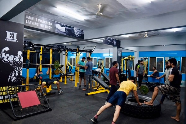BEST Gym In Electron